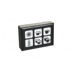 Кнопочные панели для кофемашин  Spaziale, Vibiemme, Victoria Arduino, Wega и др. Купить запчасти для кофеварок