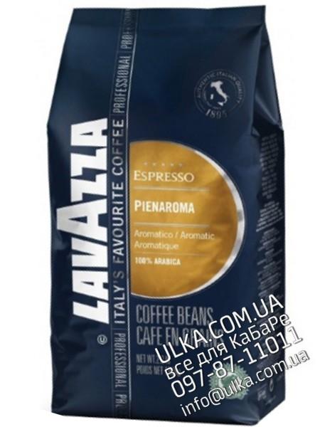 Кофе в зернах Lavazza Pienaroma 1 кг Lavazza