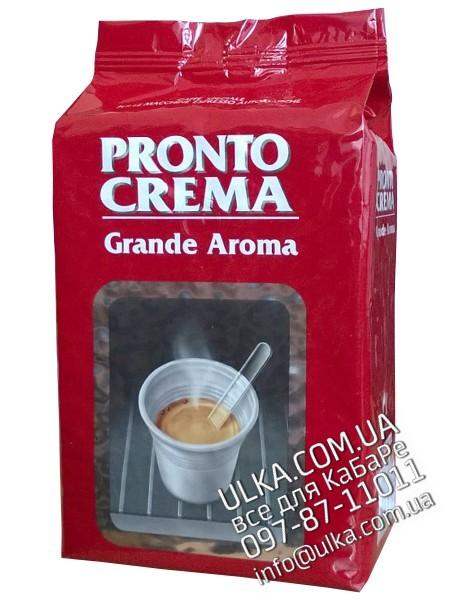 Кофе в зернах Lavazza Pronto Crema 1 кг Lavazza