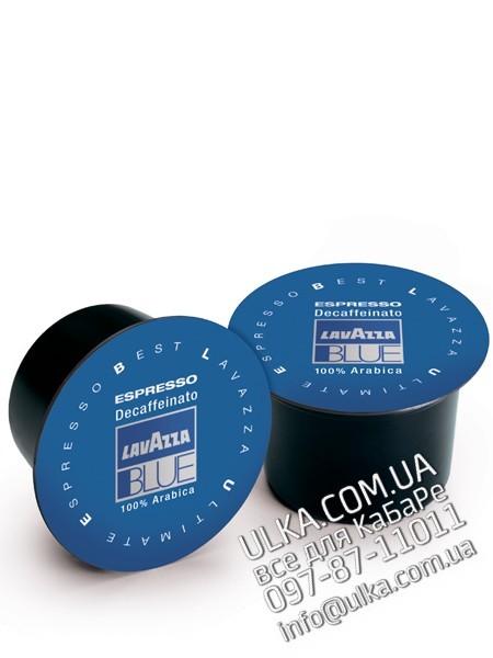 Кофе в капсулах Lavazza Blue Decaffenato 100 шт Lavazza
