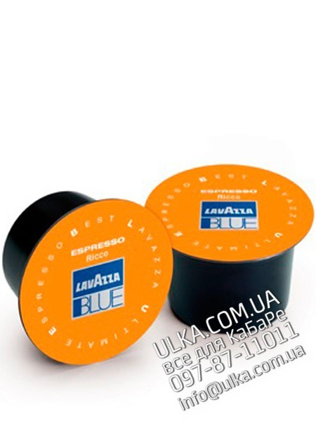 Кофе в капсулах Lavazza Blue Ricco 100 шт Lavazza