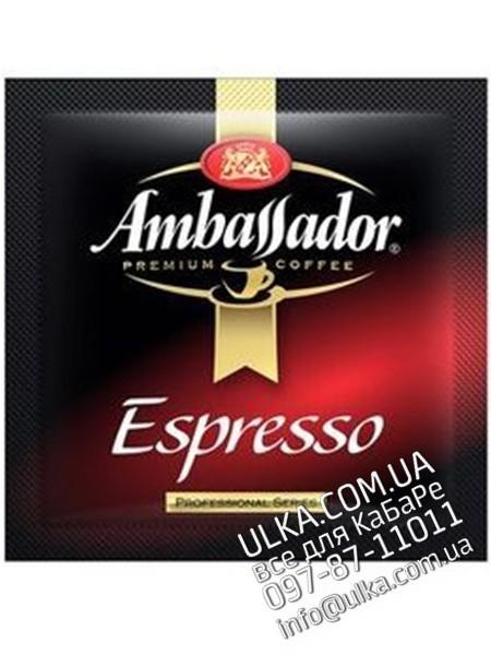 Кофе в монодозах Ambassador Espresso 100 шт Ambassador
