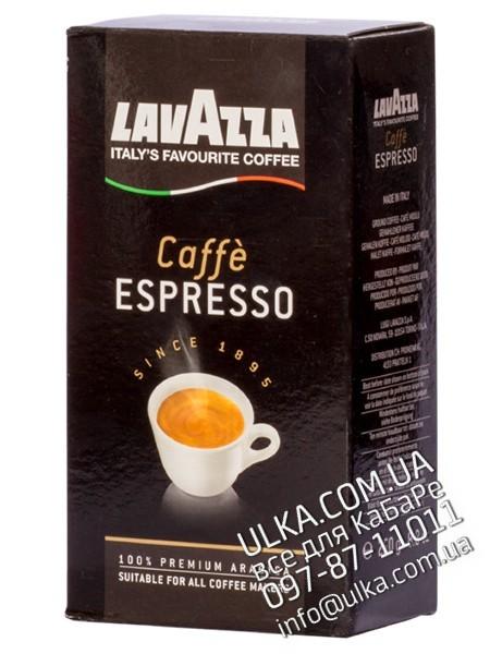 Молотый кофе Lavazza Espresso 250 гр Lavazza