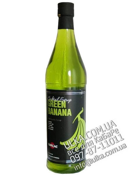 Сироп Barline Зеленый банан 1 л Barline