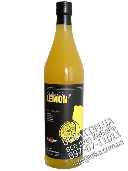 Сироп Barline Лимон 1 л Barline