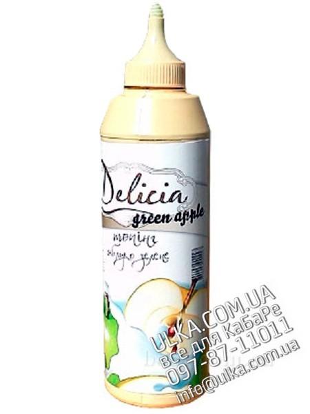 Топпинг Delicia Зеленое яблоко 600 гр Delicia