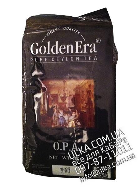 Чай чёрный листовой Golden Era OPA, 200 гр. Golden Era