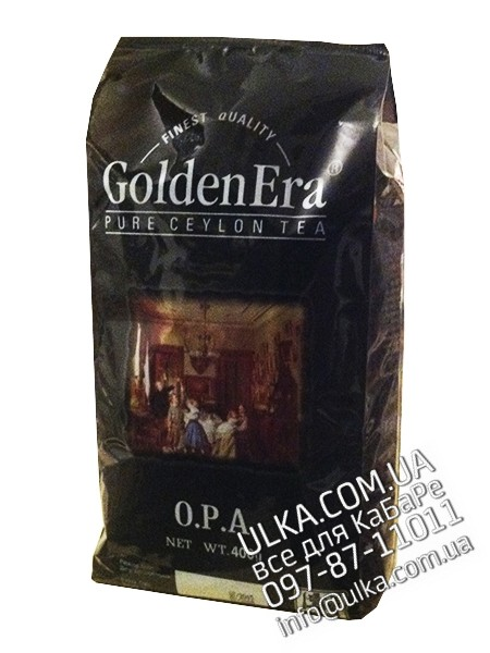 Чай чёрный листовой Golden Era OPA, 400 гр. Golden Era