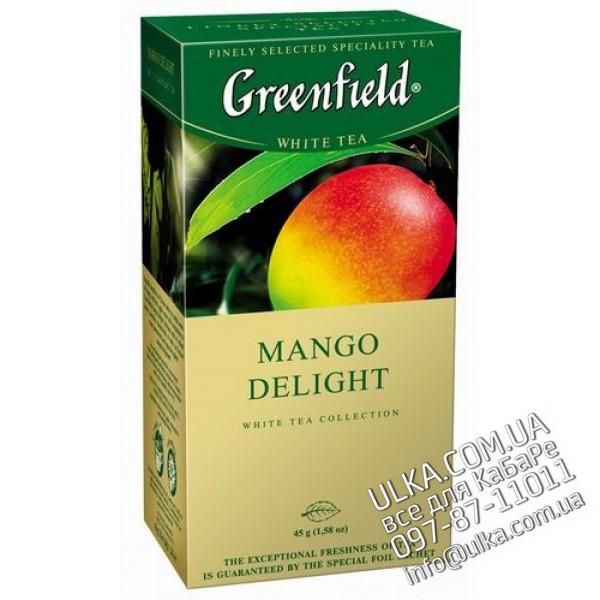 Чай Greenfield Mango Delight, 25 пак. Greenfield