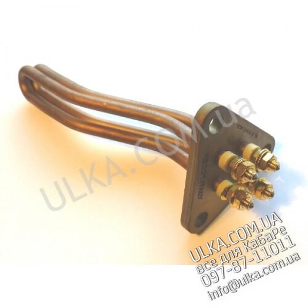 HEIZKOERPER GR/1 1800W 220V (Dreieck LA56mm, d=11mm, 175mm, 4AL) ! PD(3)