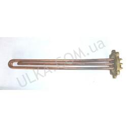 ТЭН SIMONELLI 2GR. 4000W 230/380V L=340 mm