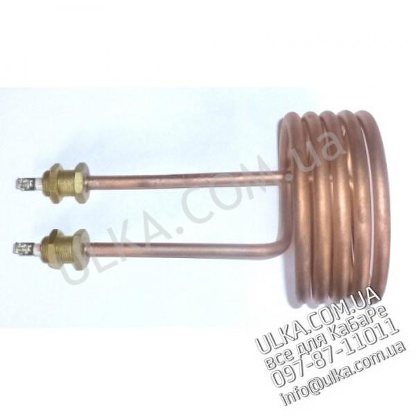 HEIZKOERPER 5 LITER GR/2 2700W 220V d=105mm Eintauchtiefe ca. 160mm ! PD(3)
