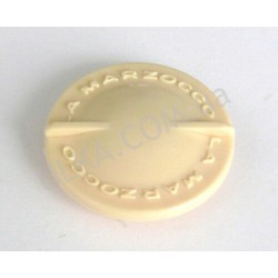ABDECKUNG KNOPF MIT LOGO KNOB COVER WITH LOGO F1007
