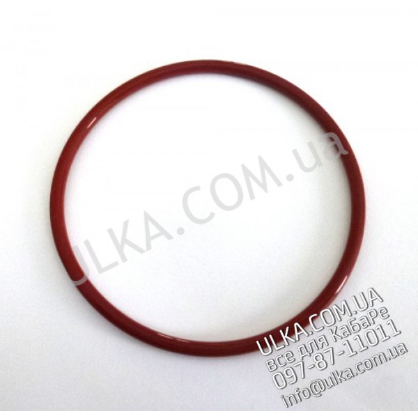 O-RING OR176 RED SILICON ! PD(3)