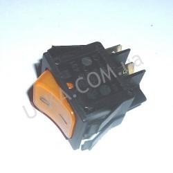 Orange Bipolar Switch 250v 16a
