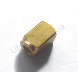ZAPFEN QUADRATISCH 10mm