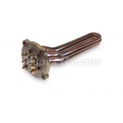 ТЭН Conti 2400w 220/380v L=200mm