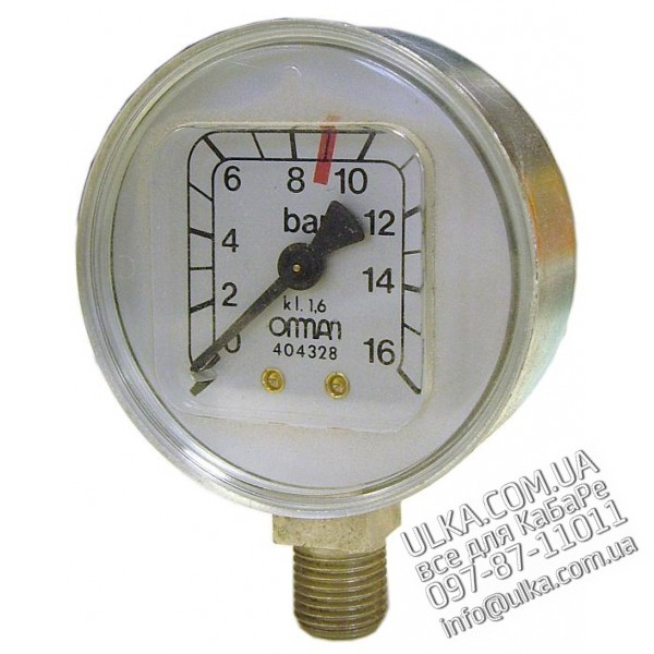 MANOMETER 16BAR ! PD(3)
