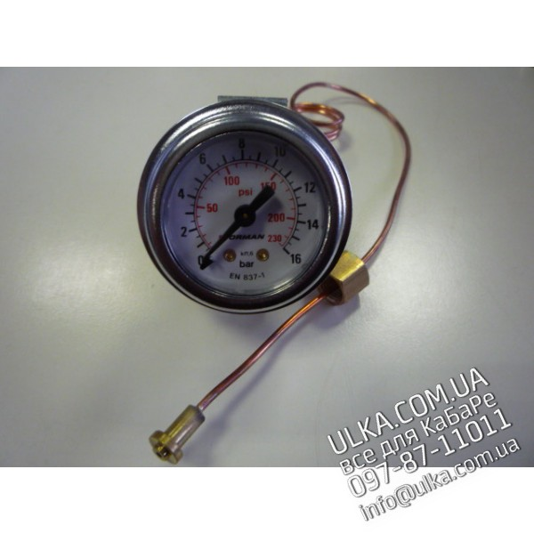 MANOMETER MINI CLASSIC BRASILIA ! PD(3)