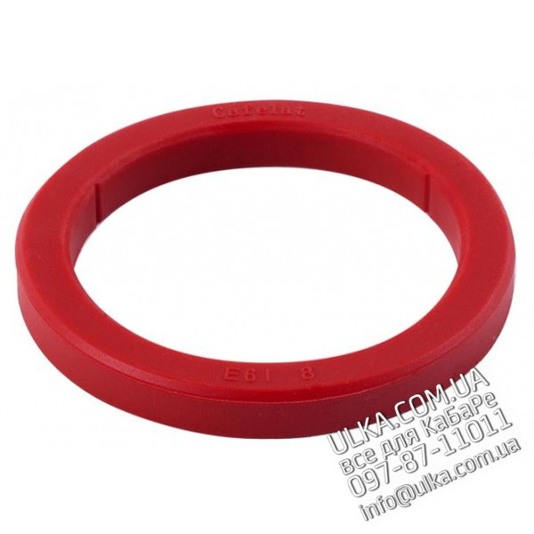 CUP SEAL RED 8mm Nuova Ricambi
